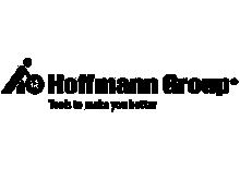 Logo vom Partner-Unternehmen Hoffmann Group